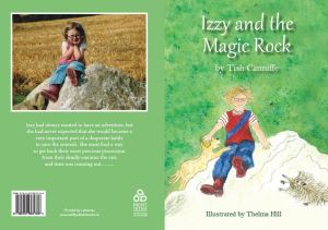 Izzy and the magic rock